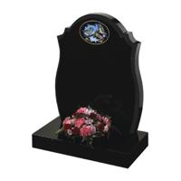Bainton Headstone